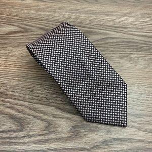 Hugo Boss Black, Pink & White Check Tie